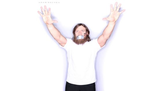 WWE World Heavyweight Champion Daniel Bryan is one of many WWE Superstars and Divas showing support for the NOH8 Campaign.