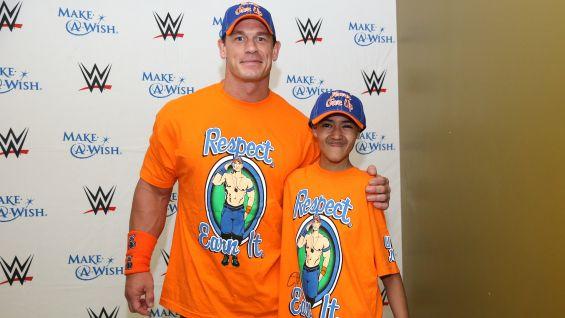 John Cena spełnił marzenie z fundacją Make-A-Wish