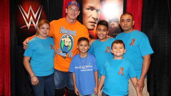 John Cena spełnił kolejne marzenie