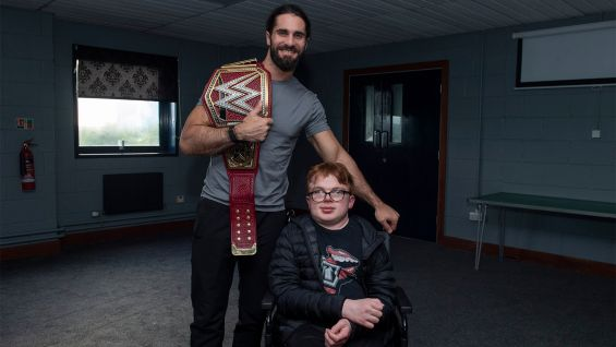 Rollins also meets Ben in Newcastle, England.
