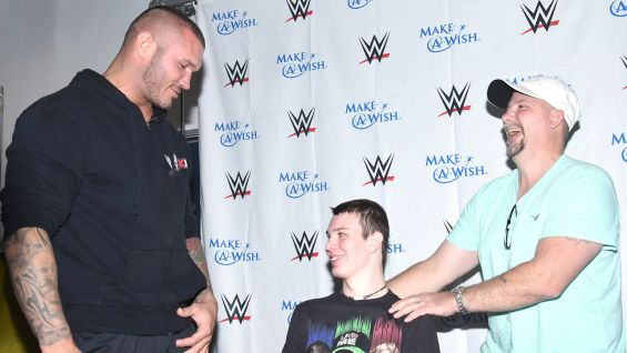 Circle of champions randy orton meets austin in chicago photos circle of champions randy orton meets austin in chicago photos wwe community m4hsunfo