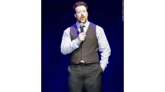 Sheamus talks about WWE's anti-bullying program, Be a STAR.