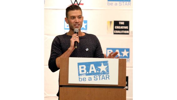 GLAAD National Spokesperson Omar Sharif Jr. talks about the importance of being who you are.