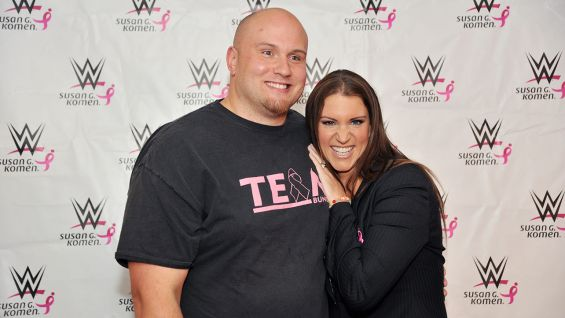 Susan G. Komen and WWE have a history of success in raising awareness and funds for the fight against breast cancer.