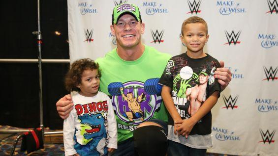 John Cena spełnił marzene wraz z Make-A-Wish