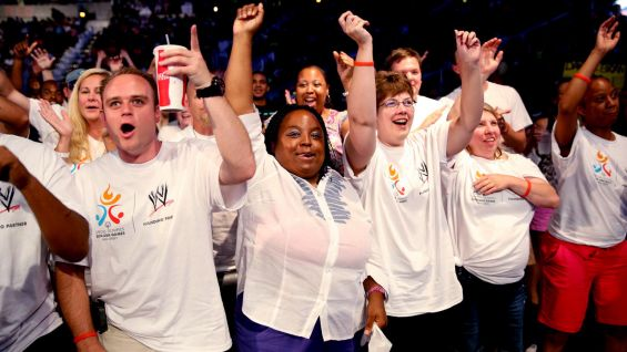 WWE will serve as the Official Production Partner of the games, taping  the Opening Ceremonies as well as producing daily recaps of the sporting competitions and special events throughout the games.