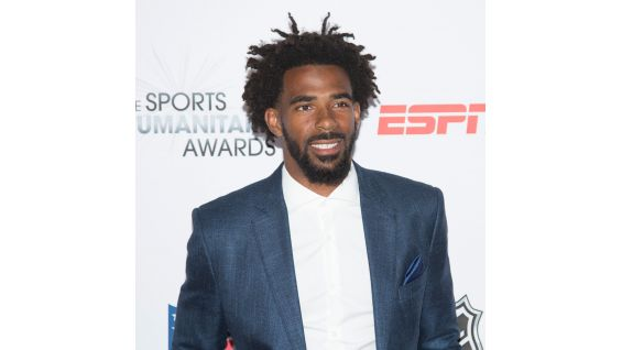 Athletes and personalities from the sports world attend, like Memphis Grizzlies guard Mike Conley.