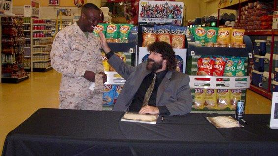 WWE has been a longtime supporter of the U.S. Military, hosting an annual Tribute to the Troops event around the holidays.