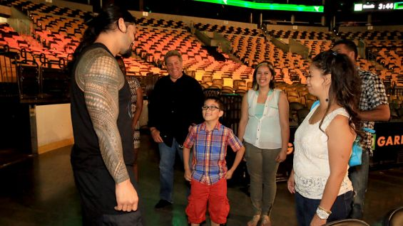Superstars For Kids Auction Winners Go Behind-The-Scenes -2093