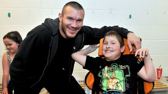 Superstars meet the wwe universe in leeds and nottingham uk the meet and greets take place during wwes wrestlemania revenge tour in the uk m4hsunfo