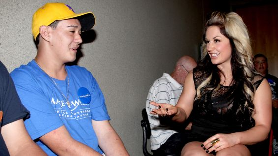 Kaitlyn meets 16-year-old Jeffrey.