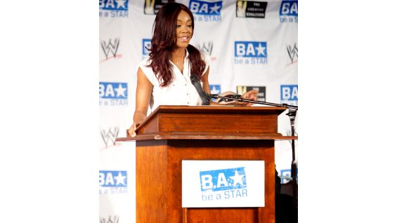 """The important thing to realize is that being mean is not cool,"" former Divas Champion Alicia Fox says."