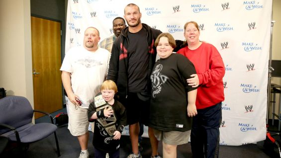 Like Orton, Allison and her family are from St. Louis.