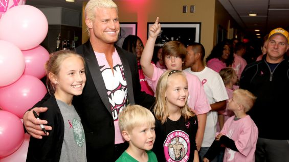 WWE's Komen-inspired gear is available at WWE Shop through the end of the year.