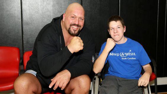 Circle of Champions: Big Show meets Jakub: photos | WWE Community