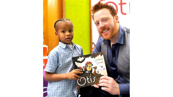 The Reading Celebration is made possible by WWE and Pearson Foundation.
