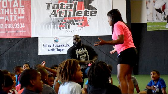 Total Athlete ATX in Austin hosts the event.