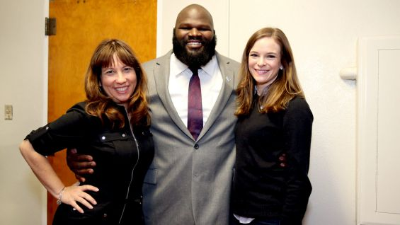 The World's Strongest Man has been a longtime supporter of the Be a STAR program.