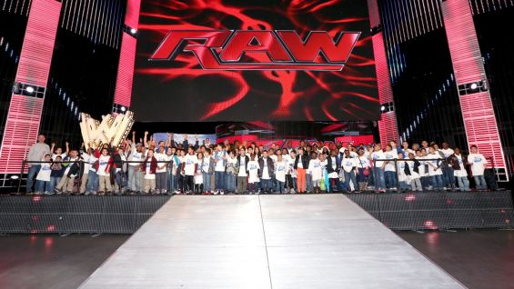 The first-ever Be a STAR rally at WrestleMania Axxess may have been the funkiest one yet!