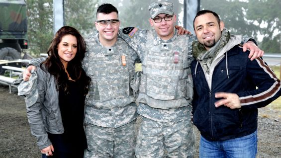 WWE Tribute to the Troops is considered the most patriotic show on television.