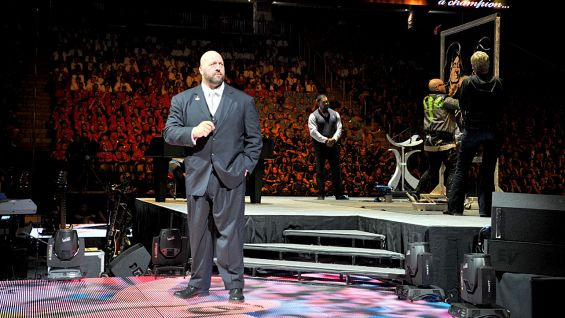 WWE is a Founding Partner of the Games and also the Official Production Partner, filming the Opening Ceremony, as well as producing daily recaps of the sporting competitions and special events.