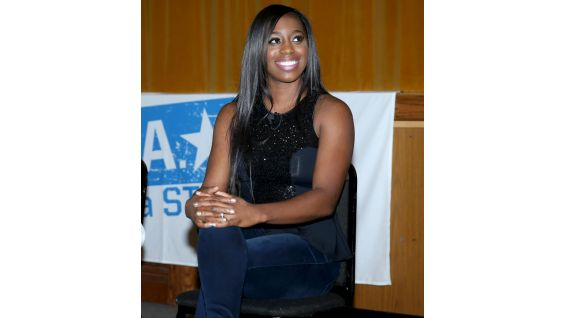 Naomi is a special guest on the Be a STAR rally panel of speakers.