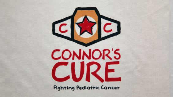 Visit connorthecrusher.org to show your support.
