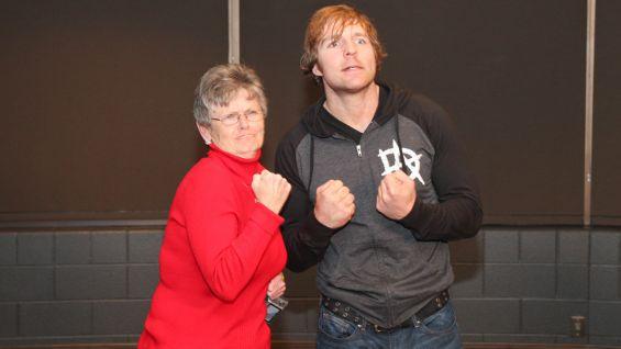 Ambrose meets his match!