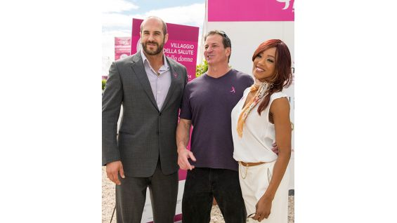 WWE and Komen have reached millions of WWE fans with important breast cancer information, while raising funds to support breast cancer research and community programs.