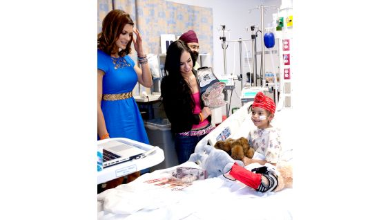 Mattel Children's Hospital UCLA, located at the Ronald Reagan UCLA Medical Center, ranks among the best children's hospitals in America, according to U.S. News & World Report.