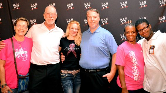 For more information about Susan G. Komen, visit komen.org/wwe.