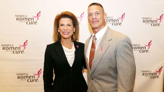 For more information about Susan G. Komen and WWE, visit komen.org/wwe.