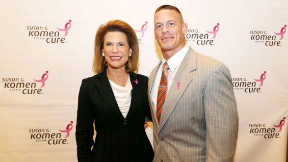 For more information about Susan G. Komen and WWE, visit komen.org/wwe.