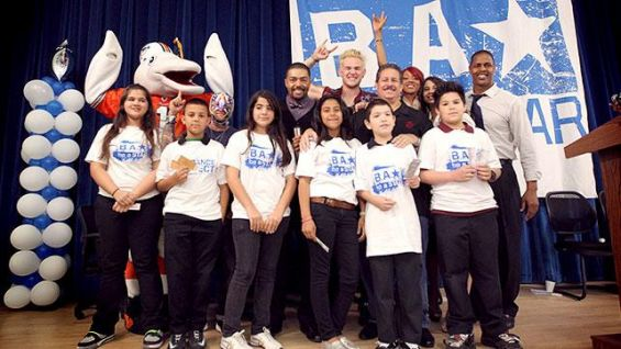 Superstars Encourage Students To Be A Star At Hialeah Gardens Middle