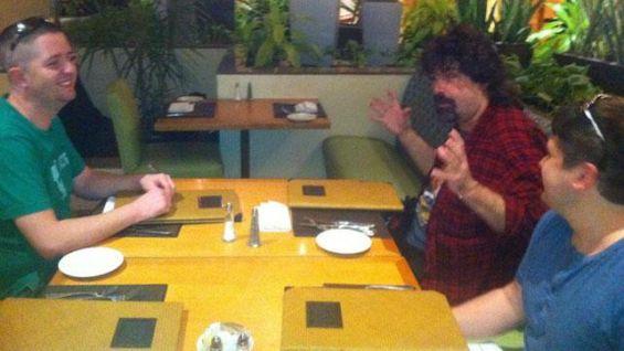 Mick Foley's WrestleMania XXVIII raffle raises $60,000 for RAINN