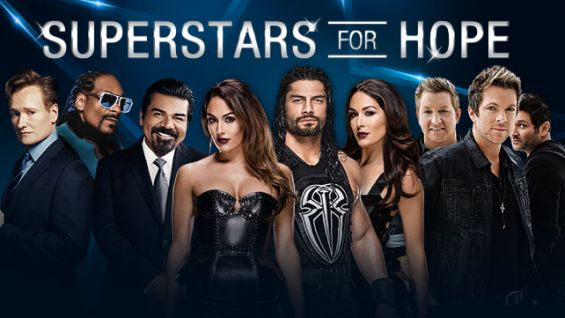 Wwe launches superstars for hope online auction to benefit boys wwe has announced the launch of this years superstars for hope a global online auction on charitybuzz featuring unique once in a lifetime m4hsunfo