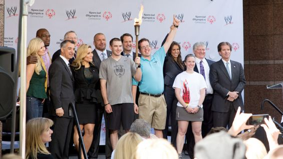 WWE will serve as Official Production Partner of the Special Olympics USA Games, recording the Opening Ceremonies as well as producing daily recaps of the sporting competitions and special events.