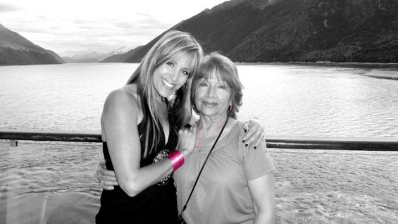 lilian garcia blogs about her mother's struggle with breast cancer, Skeleton