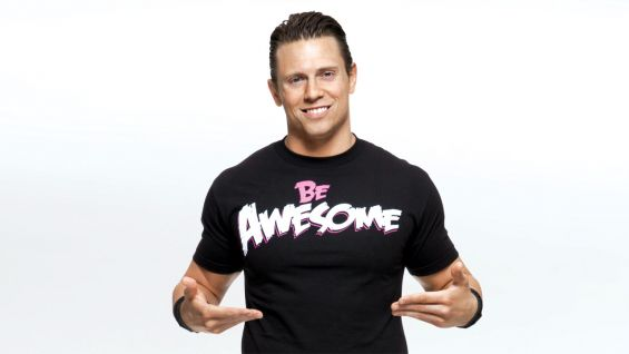 Be Awesome like The Miz and get Susan G. Komen gear at WWE Shop.