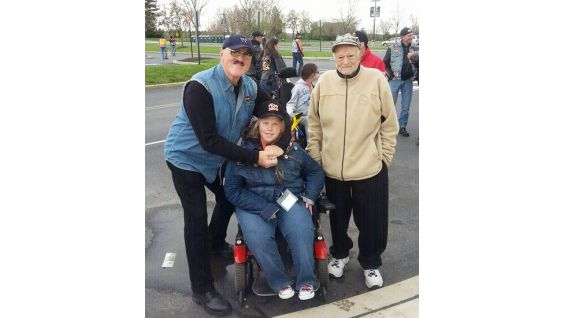 Ride for Life took place May 3 and 4 in the Bethlehem, Pa., area.