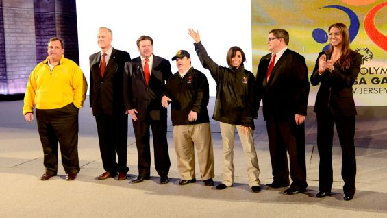 WWE announced at WrestleMania 29 that it has become a Founding Partner for the 2014 Special Olympics USA Games.
