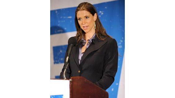 Stephanie McMahon kicks off the be a STAR event in Washington, D.C.