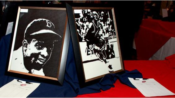 Many great items were up for auction, with the proceeds going to a great cause.
