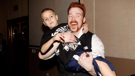 Circle of Champions: Sheamus and other Superstars grant ... | 565 x 318 jpeg 23kB