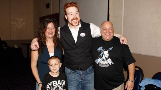 Circle of Champions: Sheamus and other Superstars grant ... | 565 x 318 jpeg 26kB