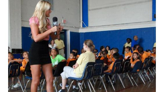 The Diva discussed the importance of reading.