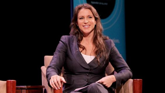 """""""We have an incredibly powerful voice, with over 115 million social media followers, and we want to use that voice to give back to the community,"""" Stephanie McMahon says."""