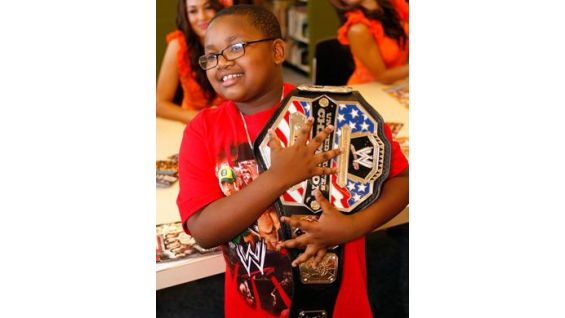 Send WWE the name and author of a book you will read this summer ...