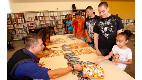 ... to get your free SummerSlam Reading Jam poster!