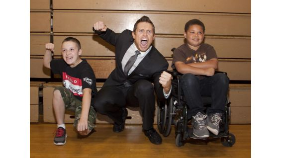 For more information about WWE's Be a STAR Alliance, visit beastaralliance.org.